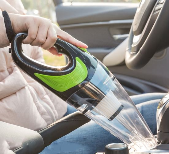 Handheld Vacuum Car Cleaner That Every Car Owners Needs