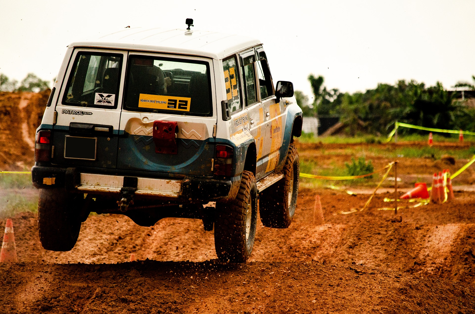 A Vehicle For Serious 4x4 Fans