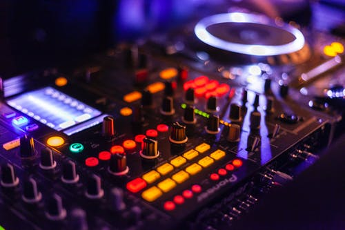 What Are The Types And Uses Of Dj Lights