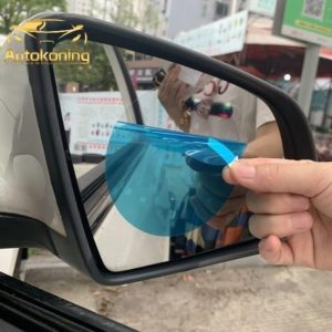 2pcs Car Mirror Protective Waterproof Film
